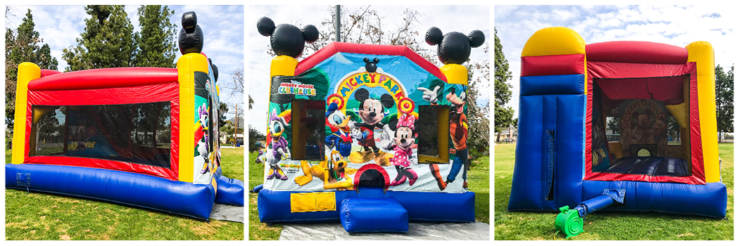 18x23 4 in 1 Disney Mickey Mouse Jumper