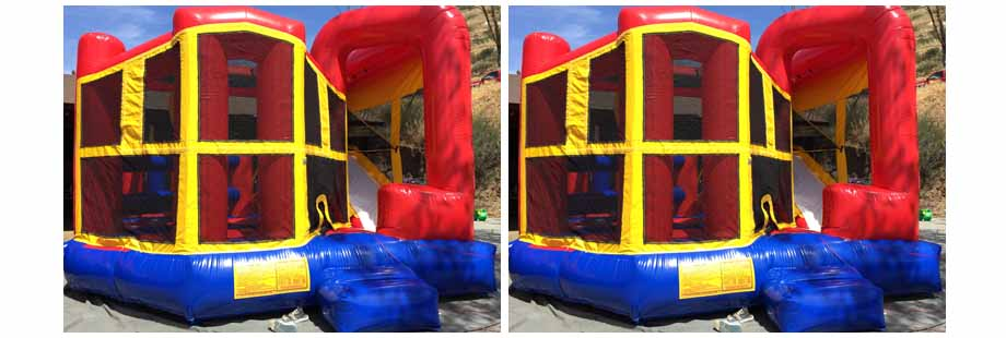 5 in 1 children's inflatable jumper rental