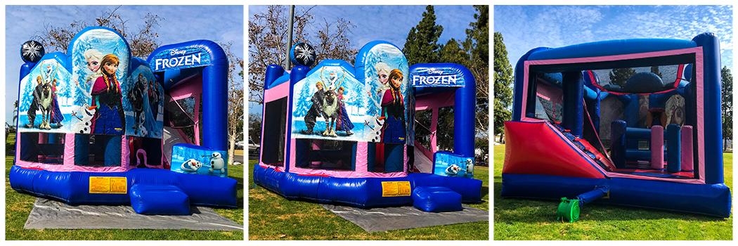 22x24 5 in 1 Disney Frozen Theme Jumper