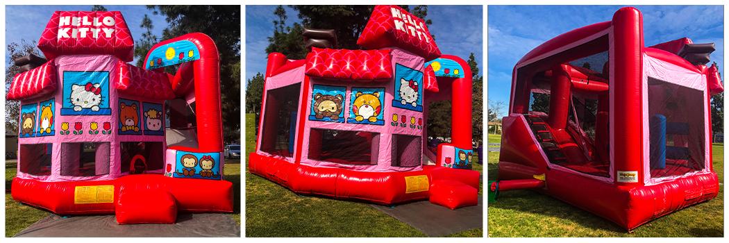 22x24 5 in 1 Hello Kitty! Jumper